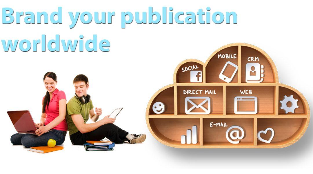 Share your web-magazine