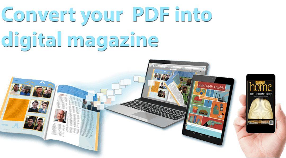 Convert your PDF